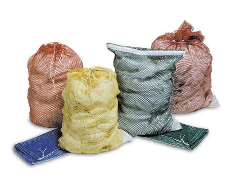 Medline Washable Mesh Laundry Bag Net 30 Quot X40 Quot Rbbr Washable Laundry