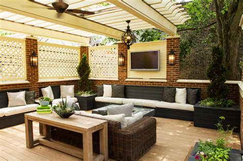 Living Room Interior Designs by 10 Ideas Para Dise 241 Ar Terraza Para Relax Construye Hogar