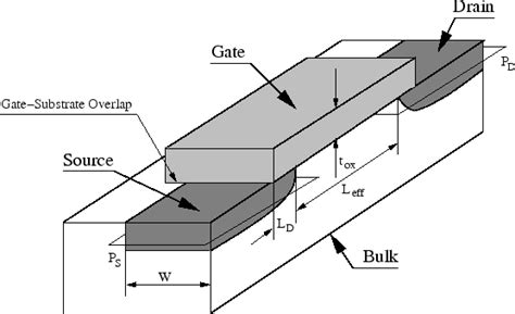 transistor gate connected to source mos field effect transistor