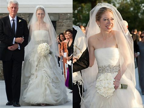 Chelsea Clinton Wedding Gown by Best Wedding Dresses