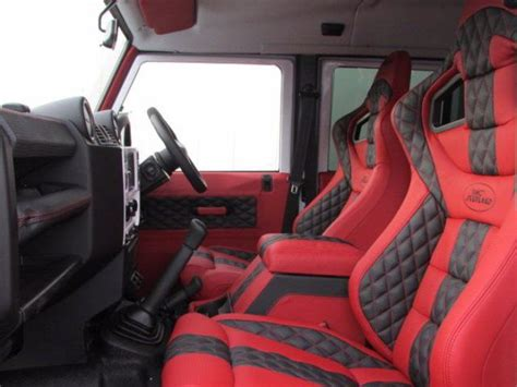 land rover puma interior 225 best images about land rover defender 110 on