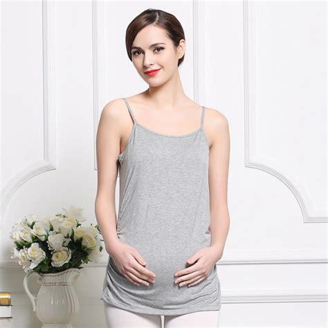 Blouse Jummbo Lq strappy vest maternity tank tops camisole cami blouse ebay