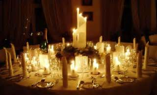 candle centerpieces for wedding reception simple inexpensive wedding centerpieces with