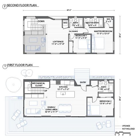 homes lofthouse floorplan 3 bedroom use the other 3