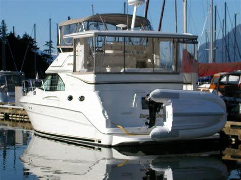 sw boat cabin sea ray sea wise davit system