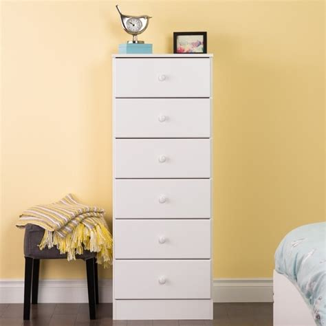 drawer lingerie chest  white wdbh