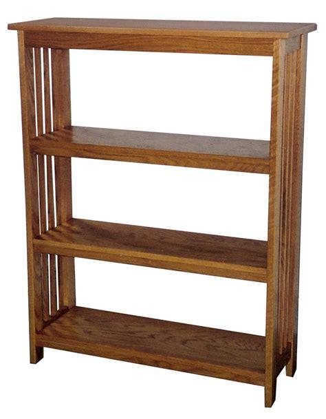26 Wide Bookcase Ohio Amish Furniture Index Arts In Heaven