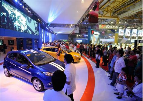Motor Trade Hiring 2015 by Manila International Auto Show 2016 Philippine Primer