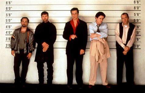 film line up usual suspects line up toptenz net