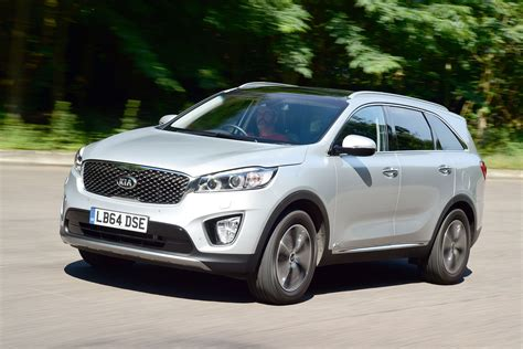 kia soorento kia sorento best 4x4s and suvs auto express