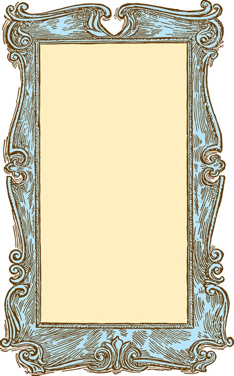 graphic design frame vector free stock image vintage wooden frame vector clipart