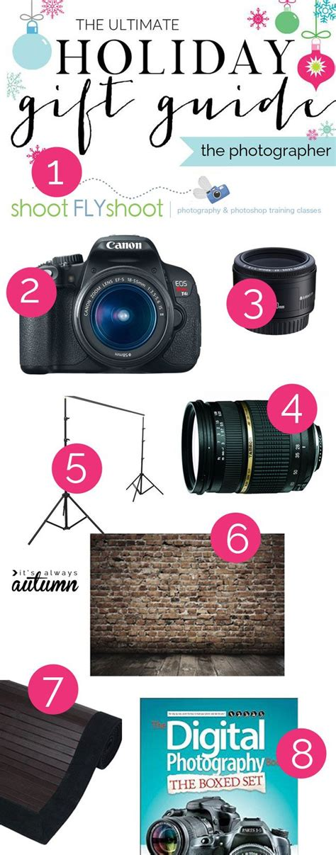 gifts for camera lovers 16 best gifts for photography lovers images on pinterest