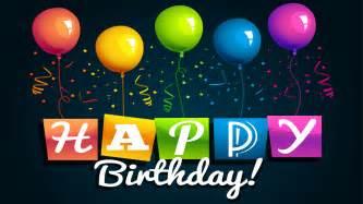 Happy birthday to you instrumental song birthday greeting video