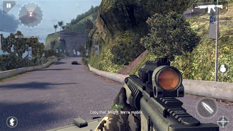 gameloft releases its first modern combat 5 teaser video