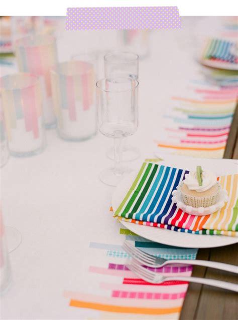 diy washi washi diy wedding ideas inspirations