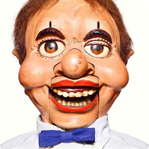 The Dummies7 ventriloquist dummies portraits strange yet beautiful brown paper bag