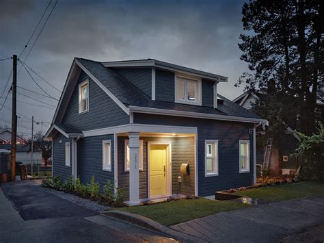 picture of a house laneway house design build vancouver smallworks ca