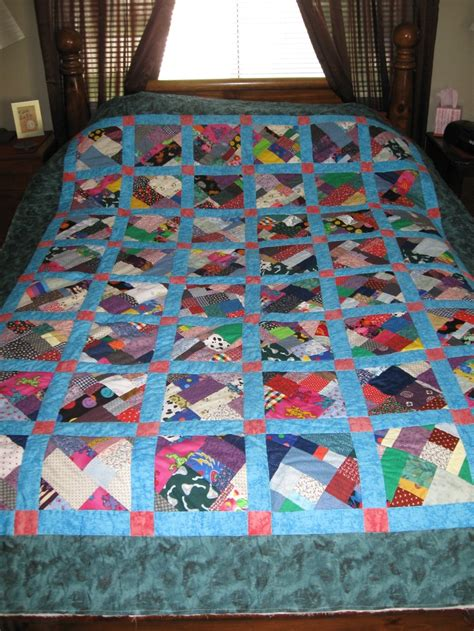 Quilting Edges by Mile A Minute Quilt Unfinished Edges Quilting
