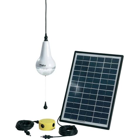 Solar Light by Sundaya Ulitium 200 Solar Light Kit White Solar Loader