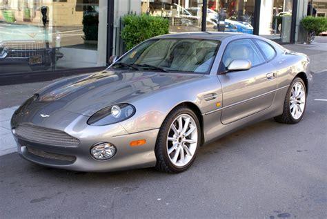 Aston Martin Bay Area by 2001 Aston Martin Db7 Vantage Coupe Stock 130309 For