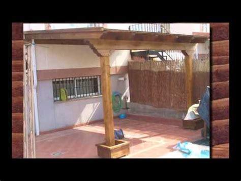 hacer un porche de madera porche de madera paso a paso