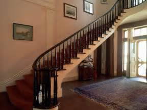 Wood Railings For Stairs Interior Wooden Staircase And Railing New Home Plans Interior Decors26
