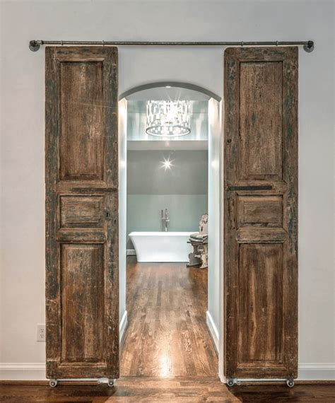 sliding bathroom door ideas 25 best ideas about sliding bathroom doors on pinterest