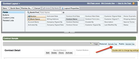 virtualization the future change layout settings in how to setup salesforce tags searching reporting