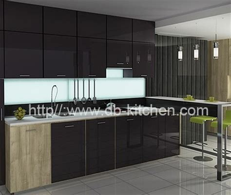 high gloss acrylic kitchen cabinets high gloss dark grey acrylic kitchen cabinet manufacturer
