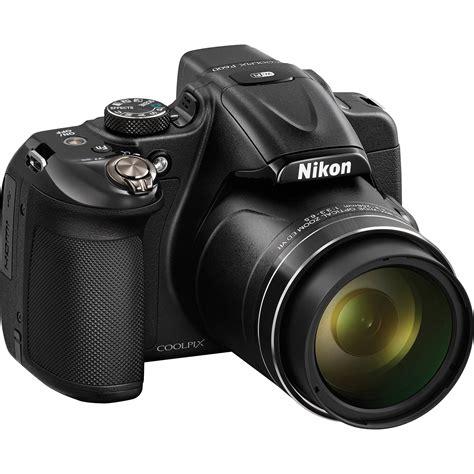nikon coolpix p600 digital black nikon coolpix p600 digital black 26462 b h photo