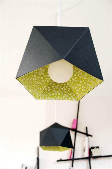 lamparas de origami  tutoriales