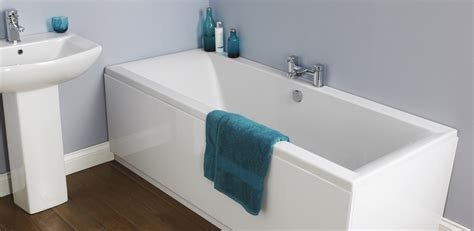 How To Install An Acrylic Bathtub by How To Install A New Bath Panel Plumbing