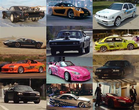 fast  furious cars picture click quiz  alvir
