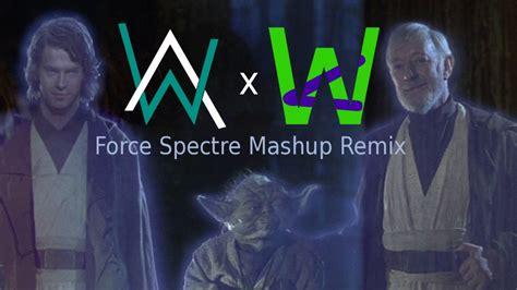 alan walker spectre remix alan walker the forcespectre wizario mashup remix