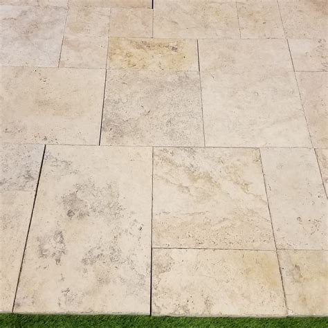 french pattern travertine tiles french pattern country classic travertine tumbled paver