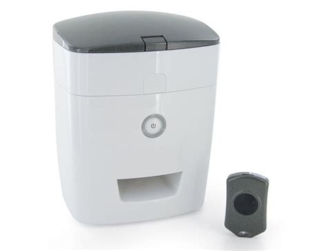 treat dispenser with remote treat dispenser by petsafe 187 gadget flow
