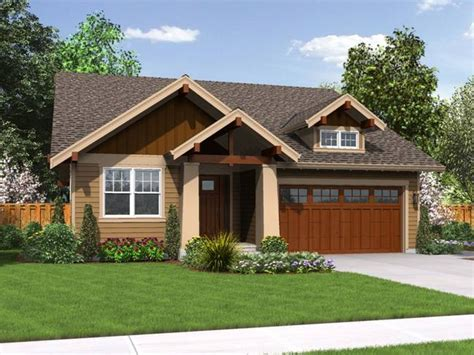 craftsman style house plans for small homes craftsman