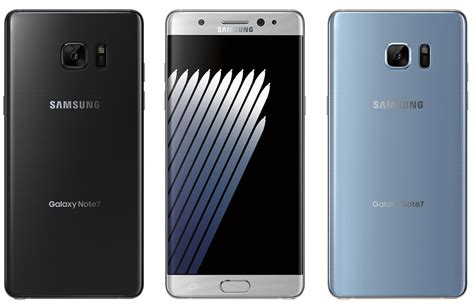 Samsung Note 7 Samsung Galaxy Note 7 Launched Everything You Need To
