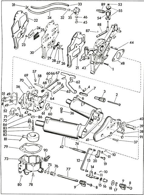johnson outboard parts diagram johnson boat motor diagram 171 all boats