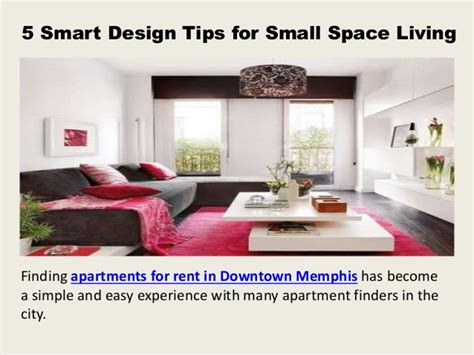 5 smart tips for arranging your small living room 5 smart design tips for small space living