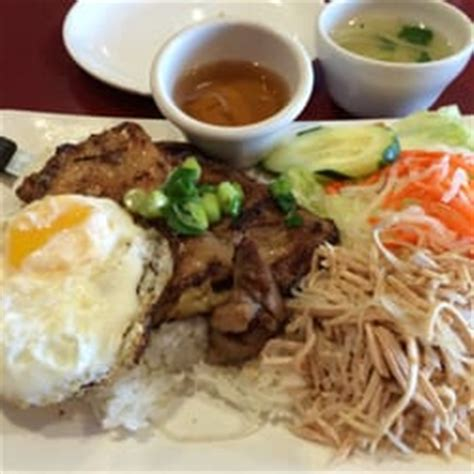 House Of Pho Almaden by House Of Pho 58 Grilled Chicken Shredded Pork Fried