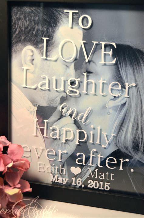 Wedding Gift Diy by Diy Wedding Gift Create And Babble