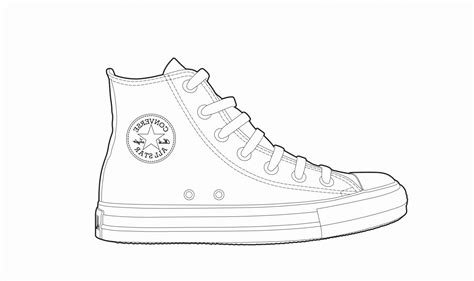 shoe drawing template nike shoe drawings design templates