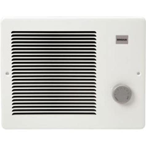 home depot bathroom heater comfort flo 12 in 1500 watt wall heater 174 the home depot