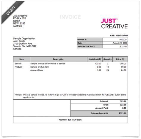 Deposit Invoice Template deposit invoice template invoice exle