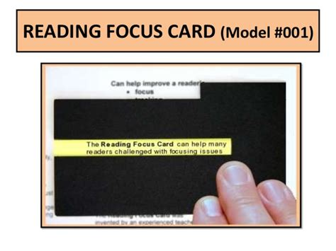 Reading Focus Card Template by Reading Focus Cards Solutions For Struggling Readers 2014