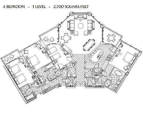 Ski Lodge Floor Plans by Escala Lodges Luxury Ski In Ski Out Pool Tubs 5