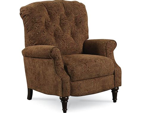 what is a high leg recliner belle high leg recliner recliners lane furniture