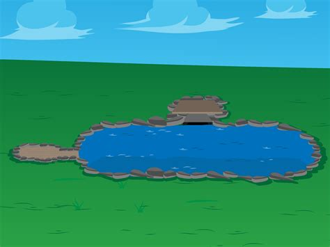 how to build a pond in backyard how to build a backyard pond 10 steps with pictures