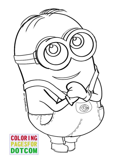 coloring pages happy birthday minion minions coloring pages 3 coloring pages printable kids